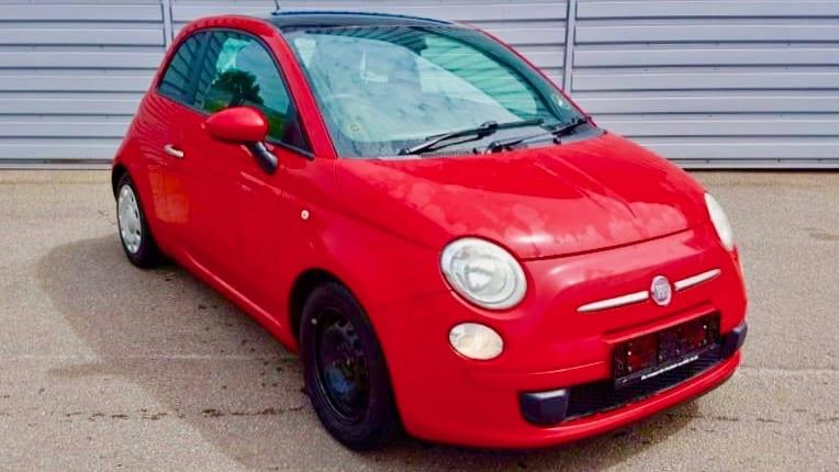 2011 Fiat 500 Bilvurdering