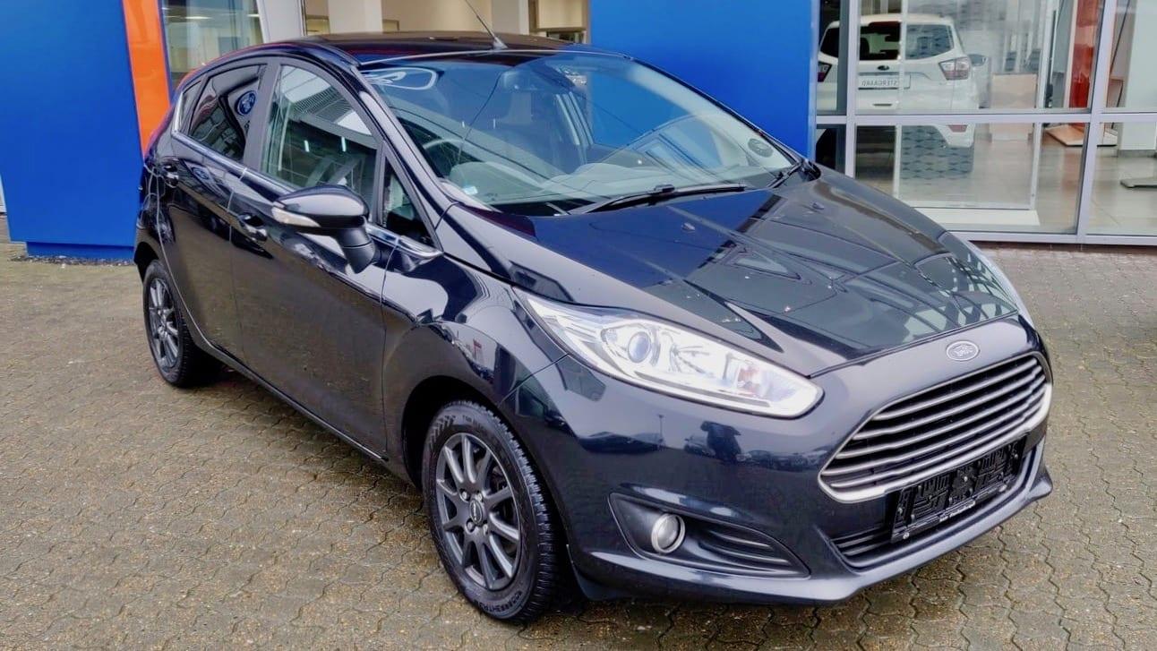 2015-Ford-Fiesta - Bilvurdering