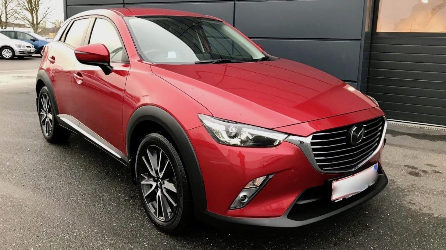 2018-Mazda-CX3 - Bilvurdering